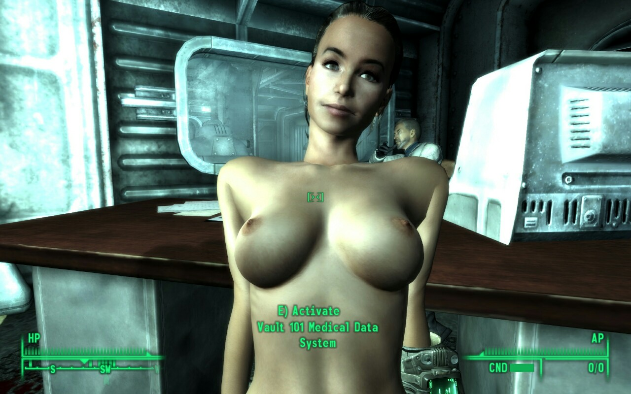 Fallout 3 hentai mod sorry, this