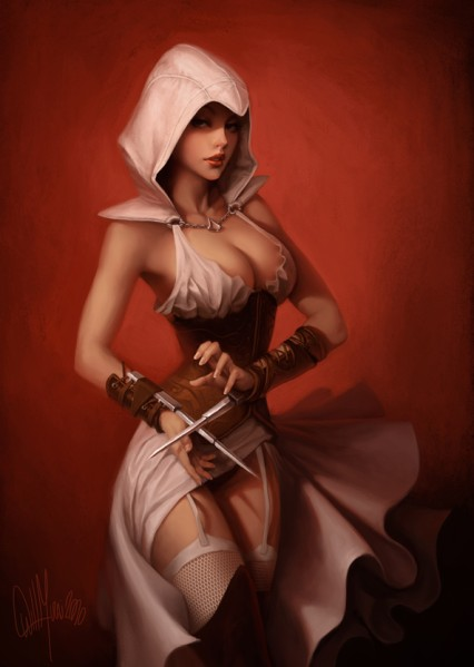 576766 - Assassin Assassin's_Creed