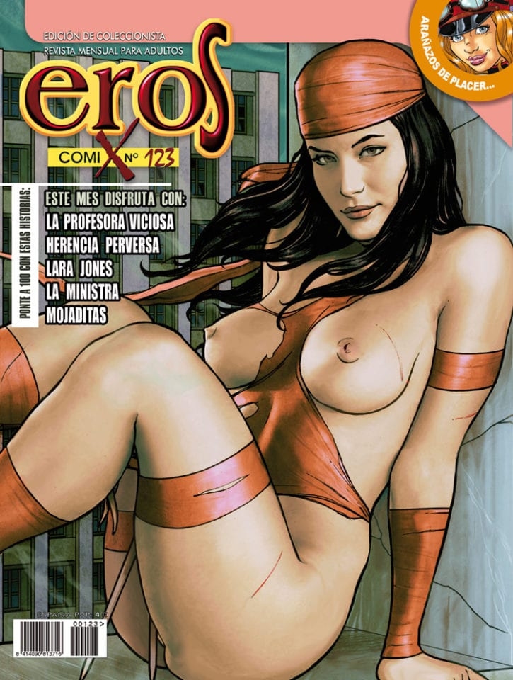 661901 - Daredevil Elektra Marvel