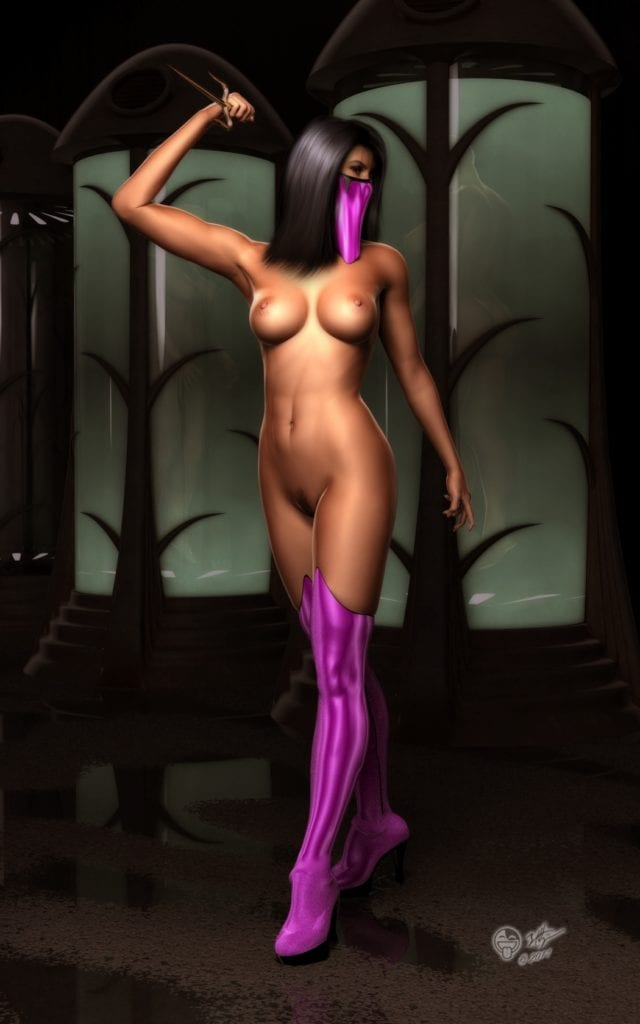 681630 - Darth_Hell Mileena Mortal_Kombat