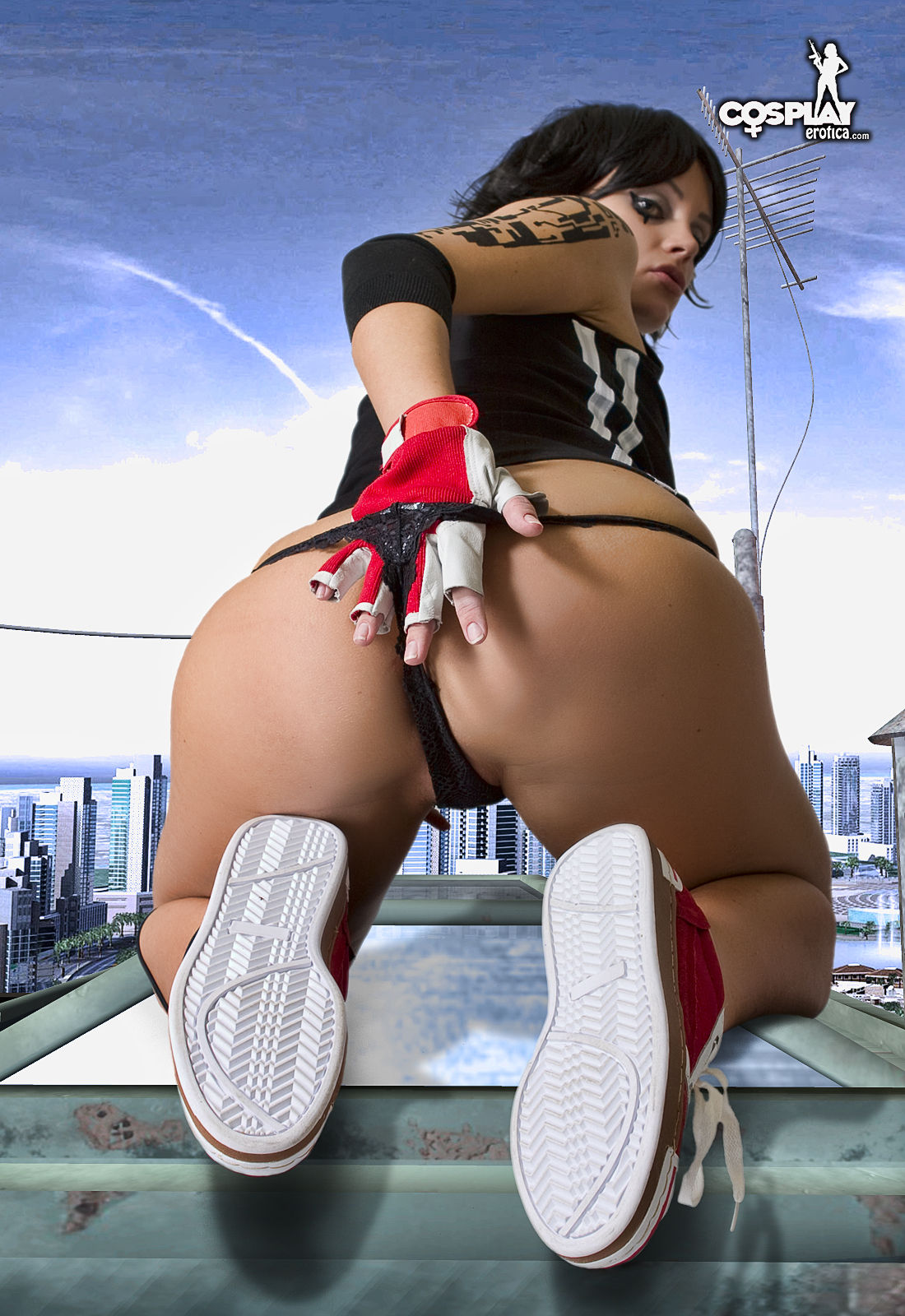 Mirrors edge porn pictures sex videos