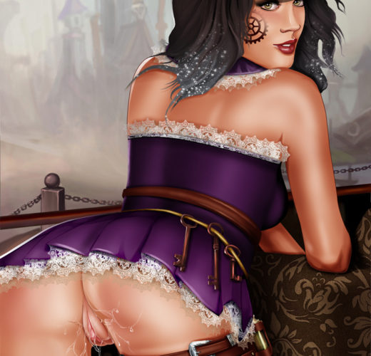 Caitlyn from League of Legends Rule 34 Gallery