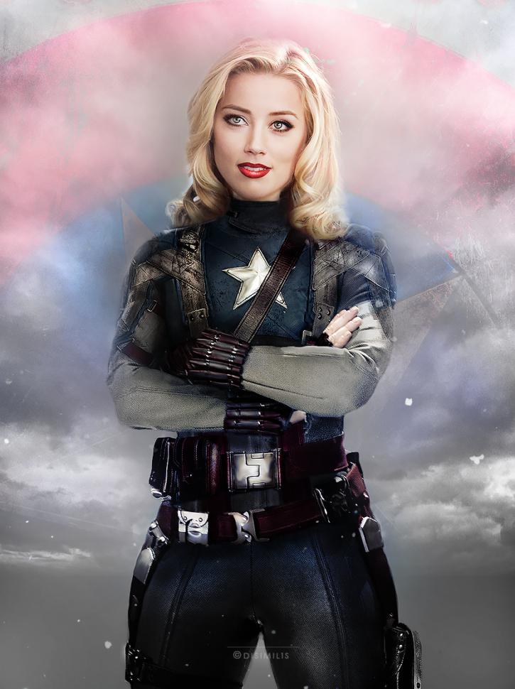 genderswapped avengers fanart (1)