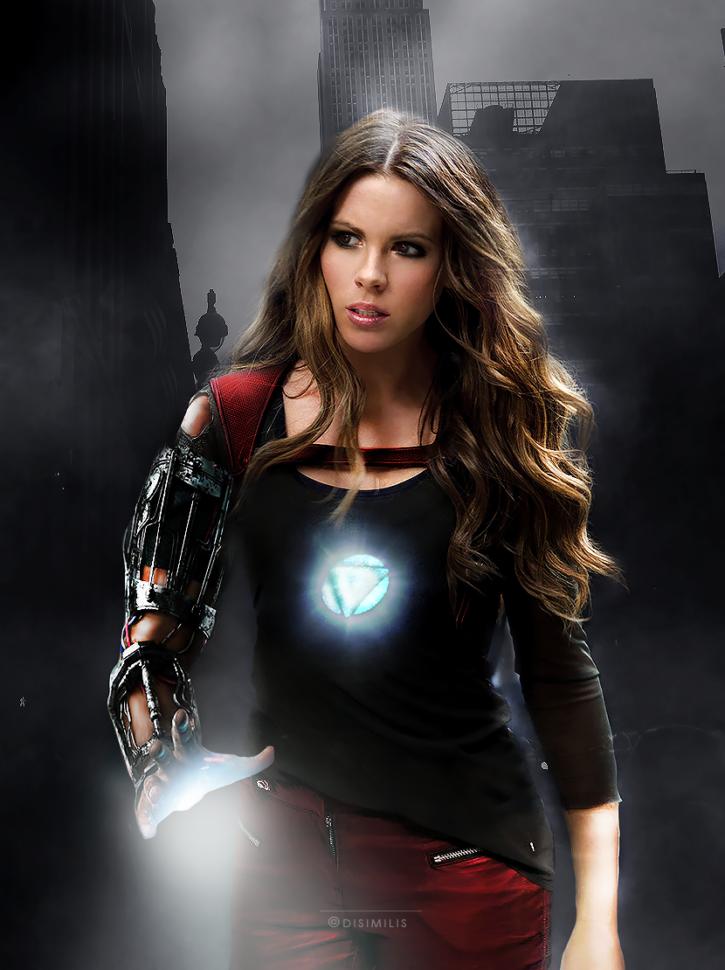 genderswapped avengers fanart (2)