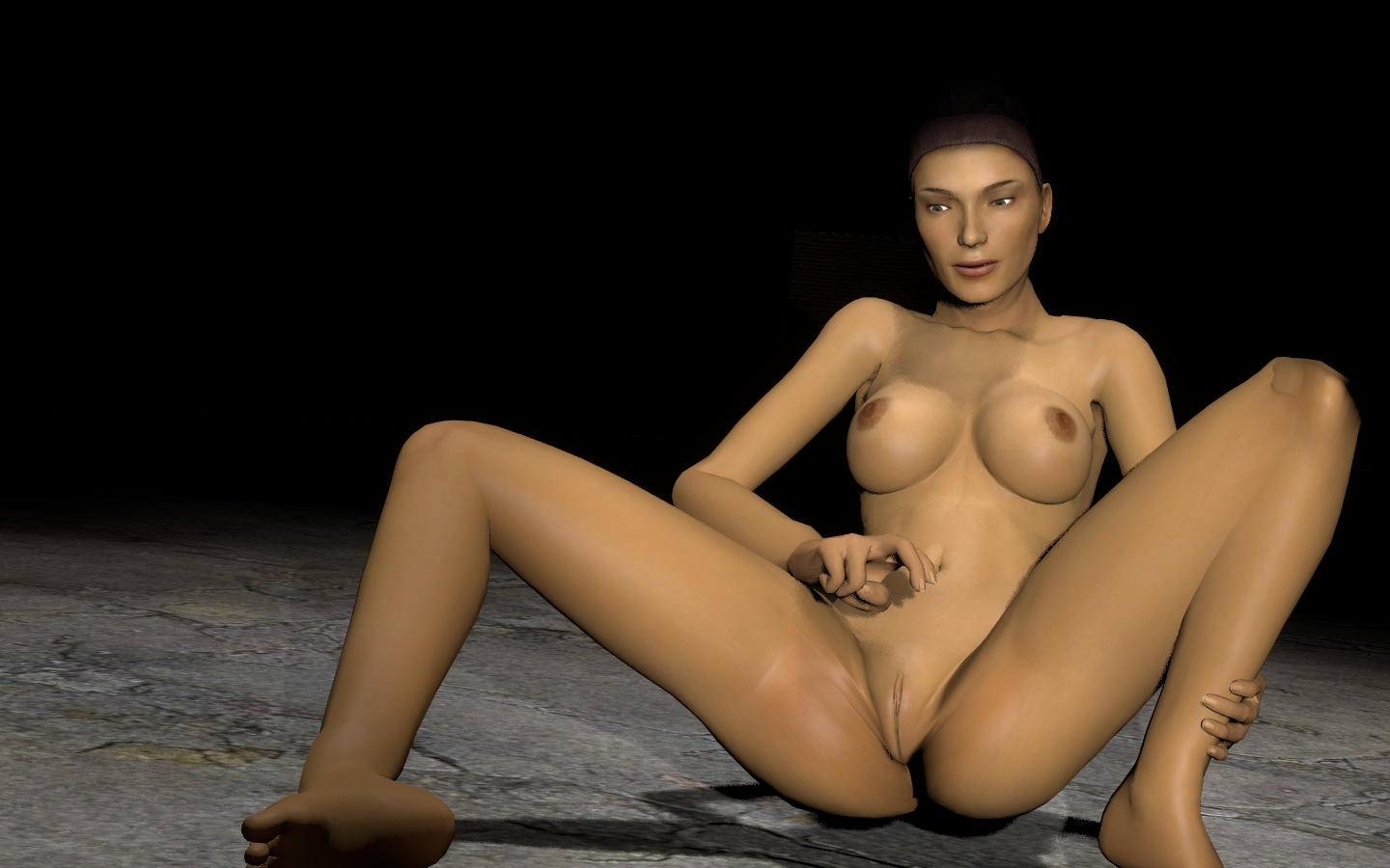 Hl2 alyx vance nude animated sex porno photo