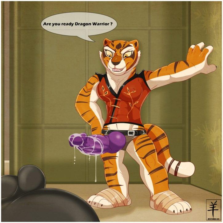 1231969 - Aaron Kung_Fu_Panda Master_Tigress Po