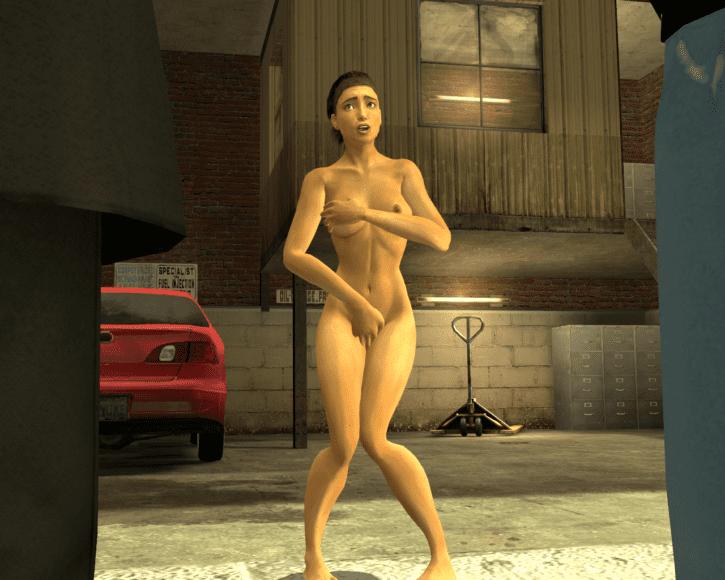 Alyx Vance Porn Pictures 119