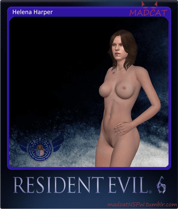1314456 - Helena_Harper Madcat Resident_Evil