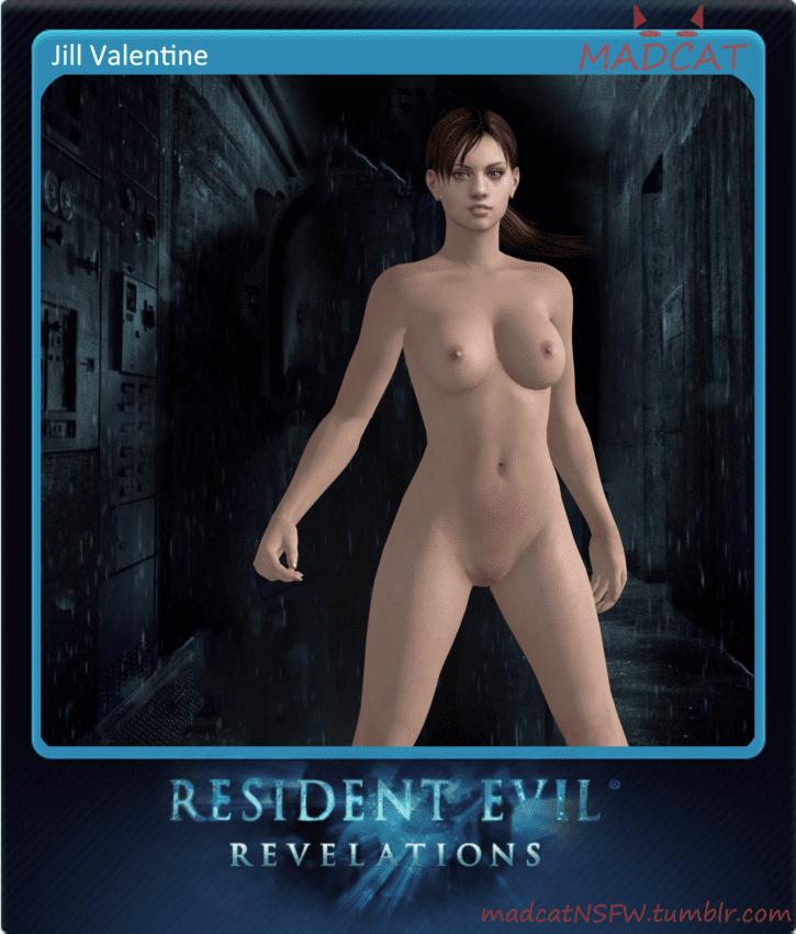 1314457 - Jill_Valentine Madcat Resident_Evil