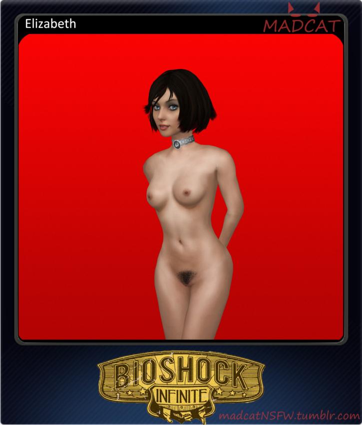 1316804 - Bioshock Bioshock_Infinite Elizabeth Madcat