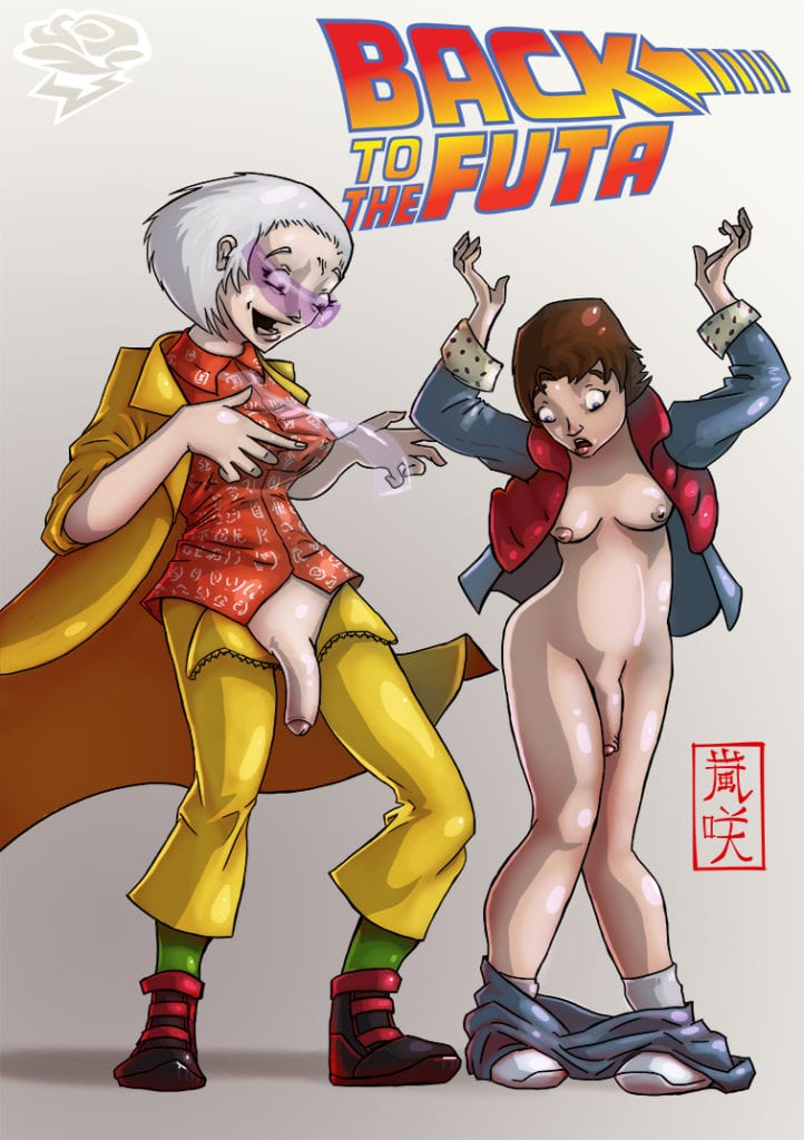 1436722 - Back_to_the_Future Emmett_Brown Marty_McFly StormBloom