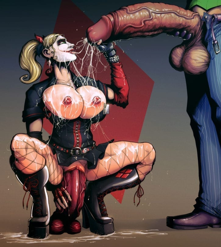 Harley Quinn Rule 34 Update [21 Pics]