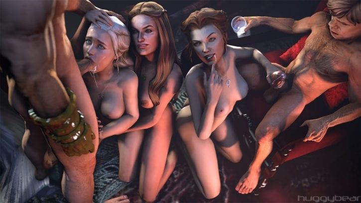 nude girls in video games № 62735