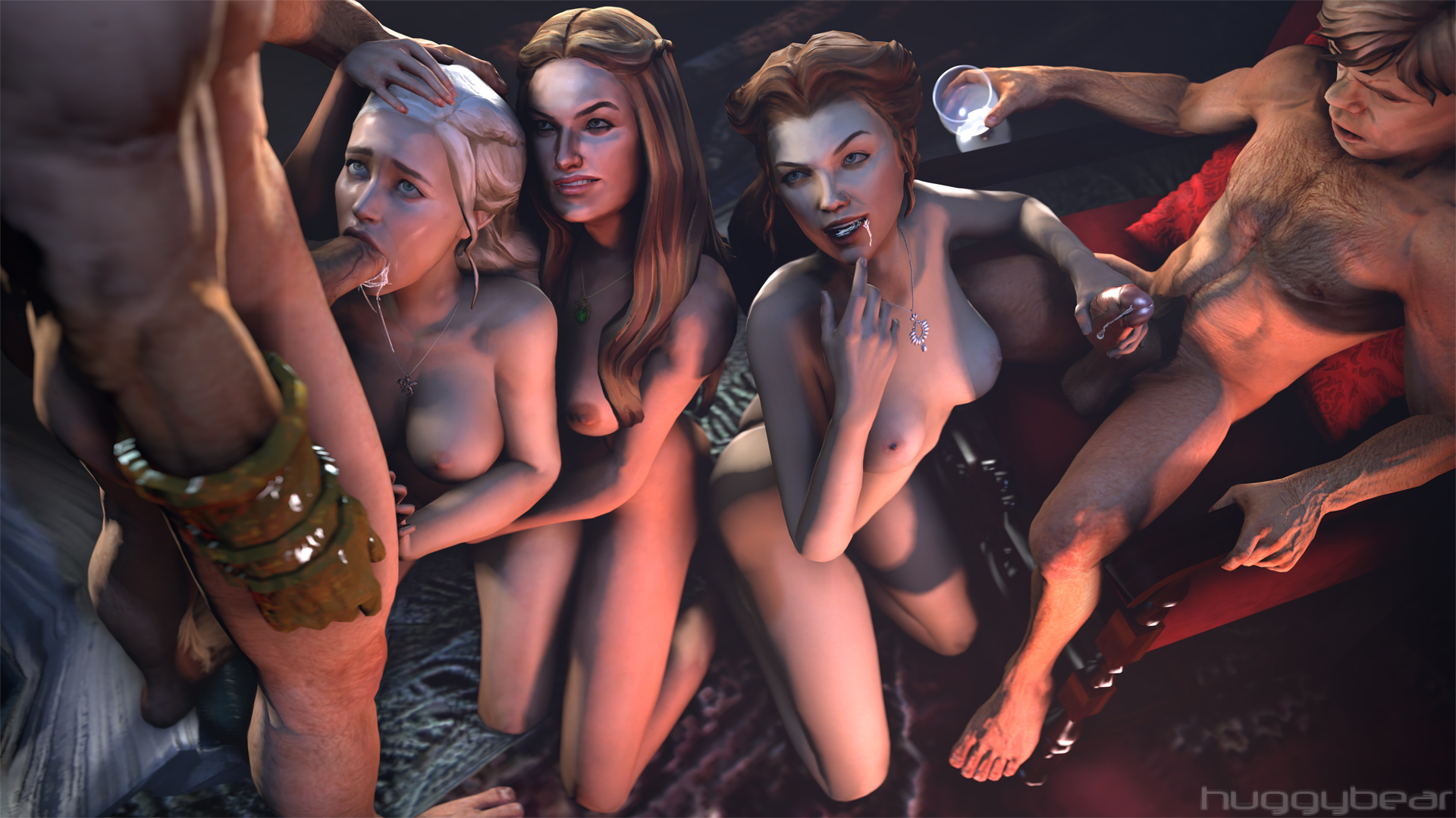 Game of thrones rule 34 hentai adult gallery