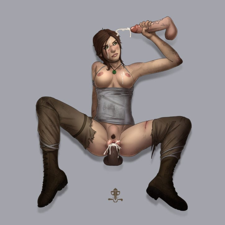 1594063 - Lara_Croft PiratePup Tomb_Raider Tomb_Raider_Reboot