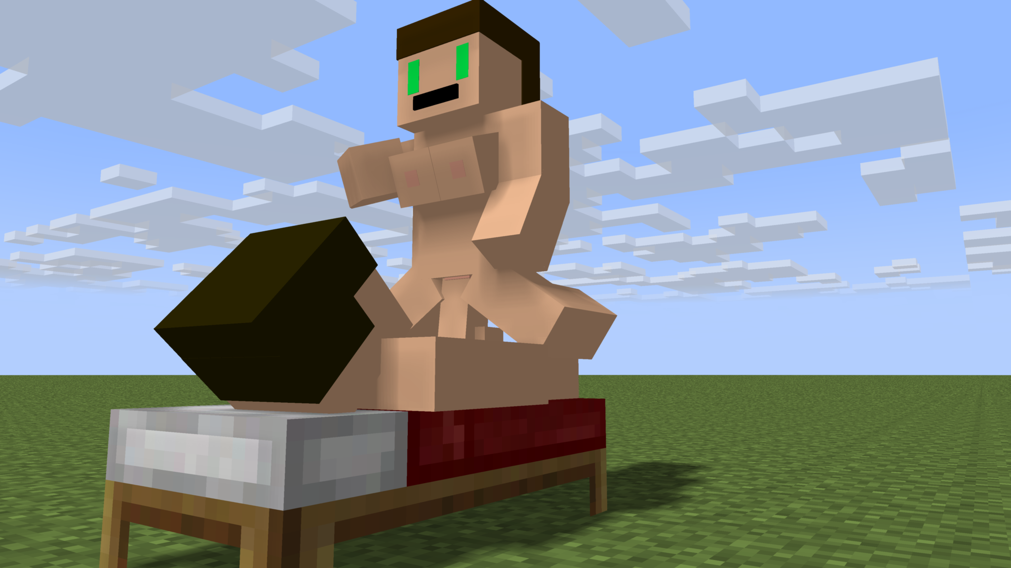 Minecraft Rule 34 Gallery – Page 5 – Nerd Porn!
