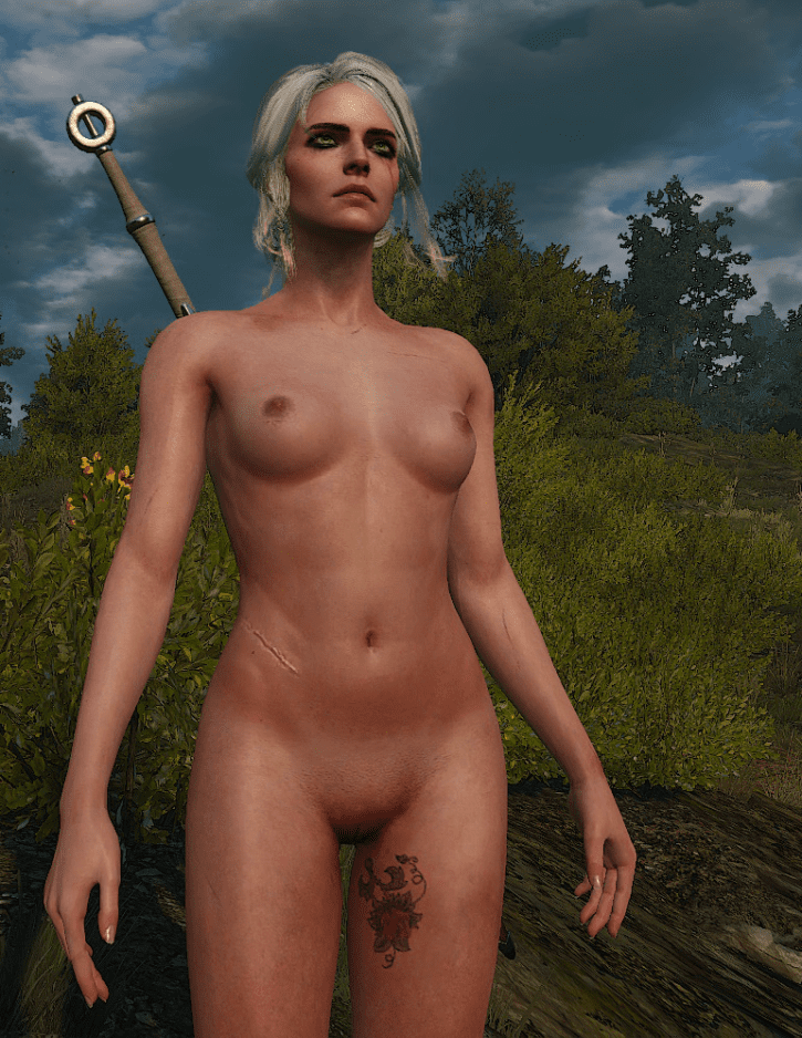 1610770 - Ciri The_Witcher The_Witcher_3