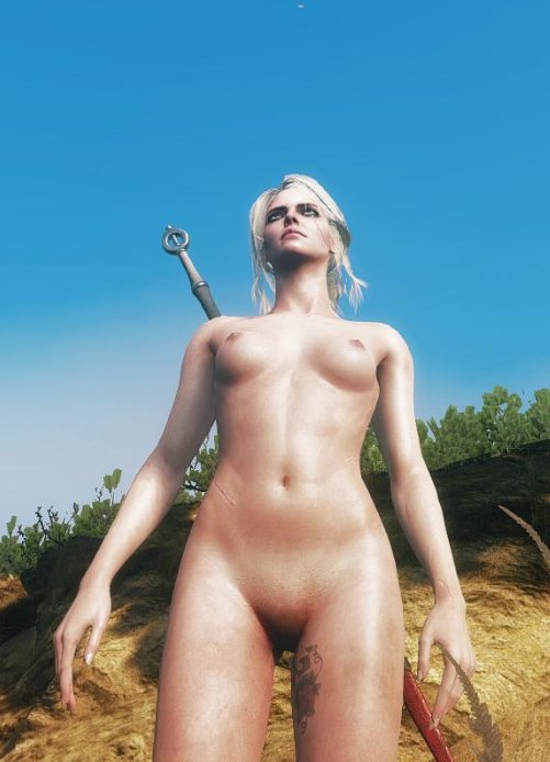 1611909 - Ciri The_Witcher The_Witcher_3