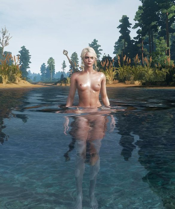 1611911 - Ciri The_Witcher The_Witcher_3