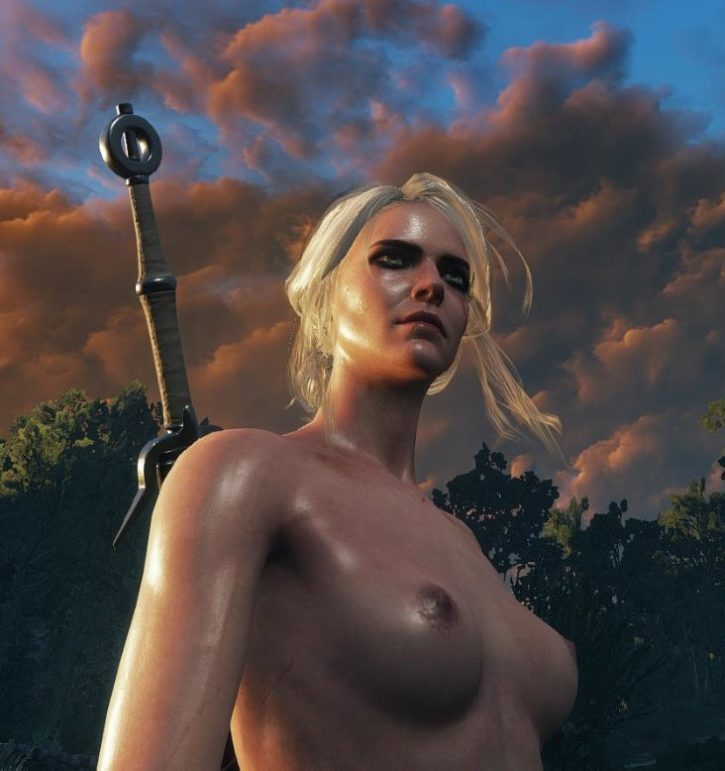 1611912 - Ciri The_Witcher The_Witcher_3
