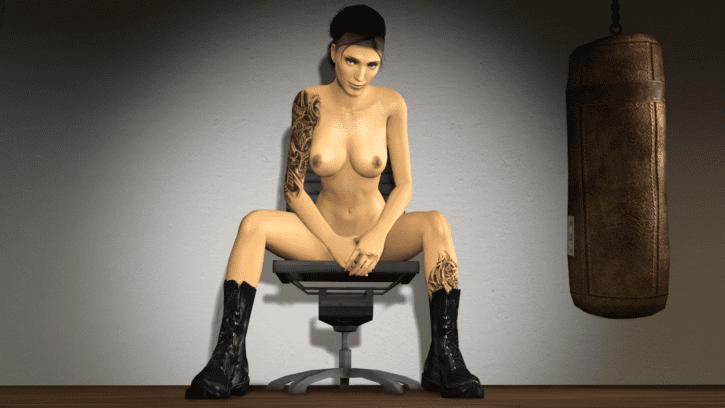 1612139 - Alyx_Vance Half-Life source_filmmaker valve