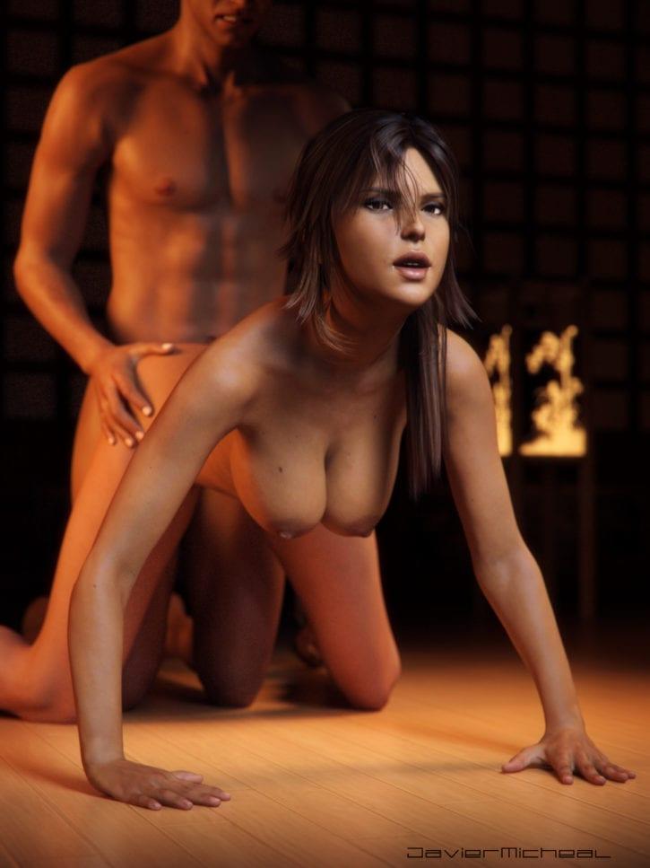 1614127 - JavierMicheal_ Lara_Croft Tomb_Raider Tomb_Raider_Reboot