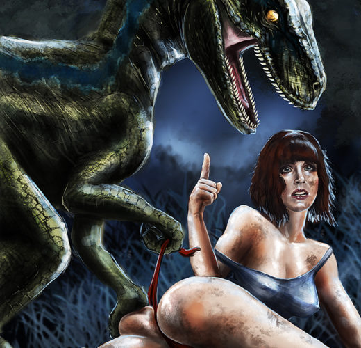 Another Jurassic World Rule 34!
