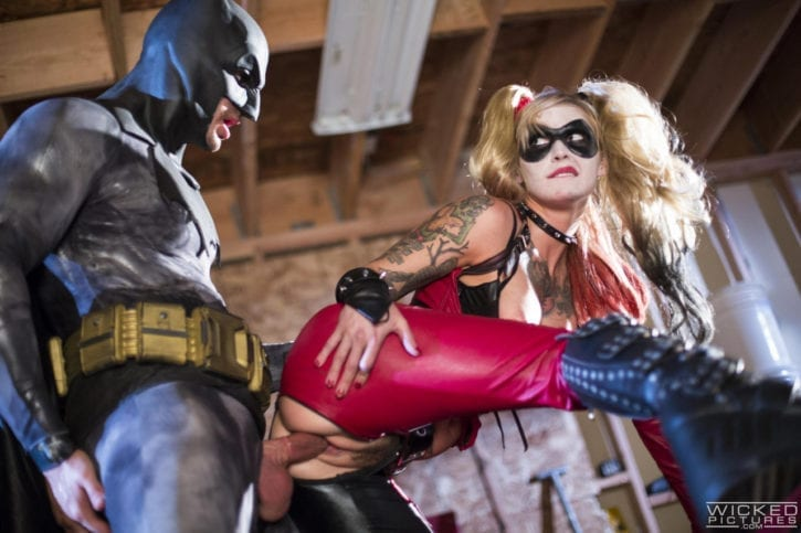 1627684 - Batman DC Harley_Quinn cosplay