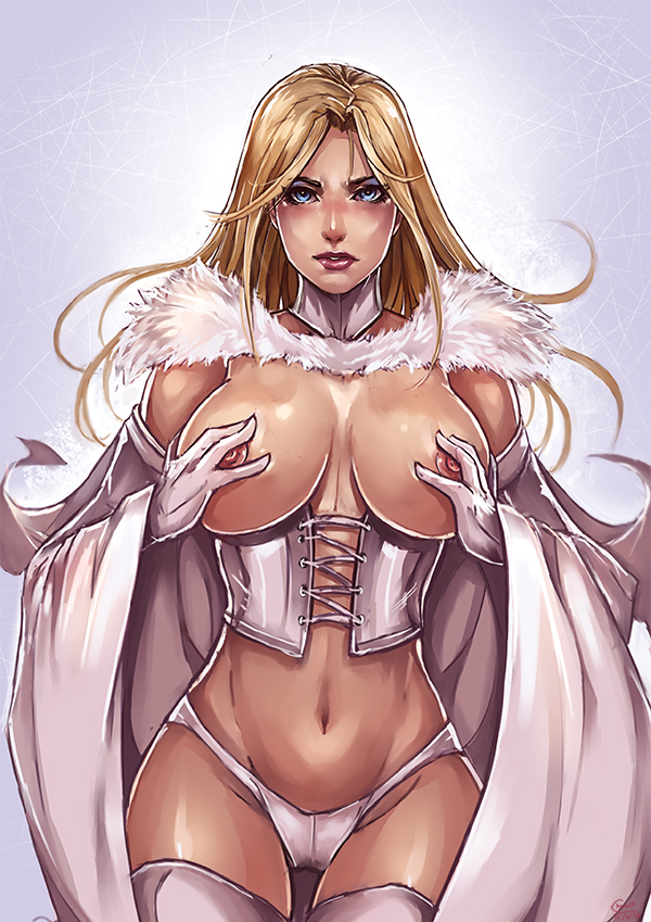 1629637 - Emma_Frost Marvel White_Queen X-Men kachima
