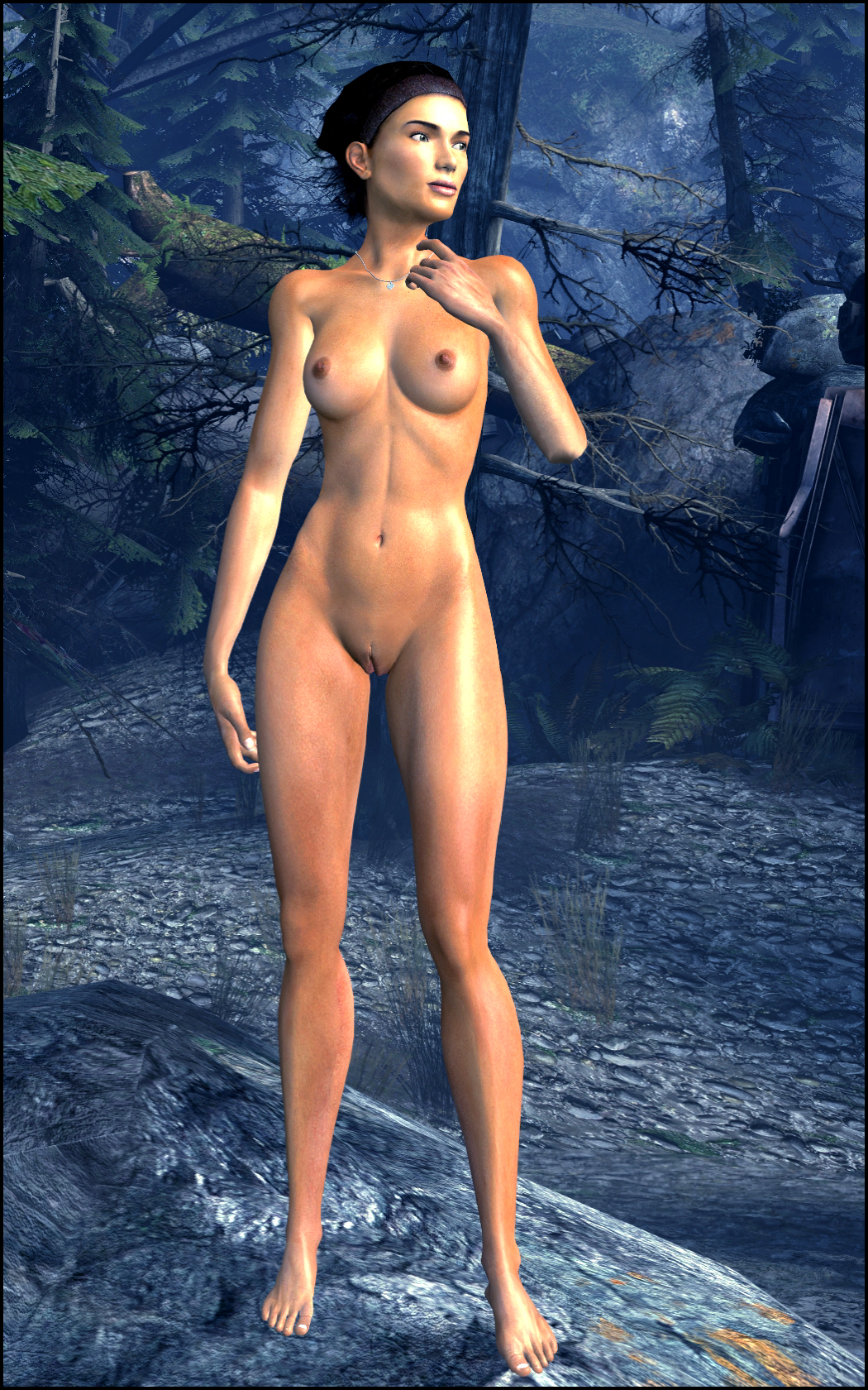 Half life alyx nude mod anime photo