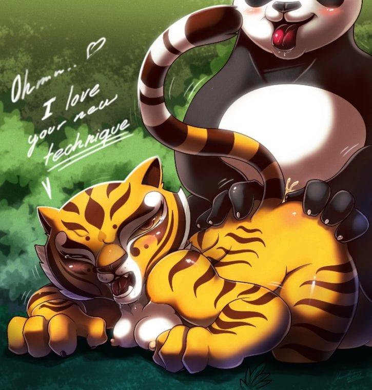 740261 - Kung_Fu_Panda Master_Tigress Nancher Po