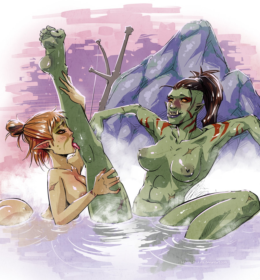 Hot naked orc women adult busty pussy