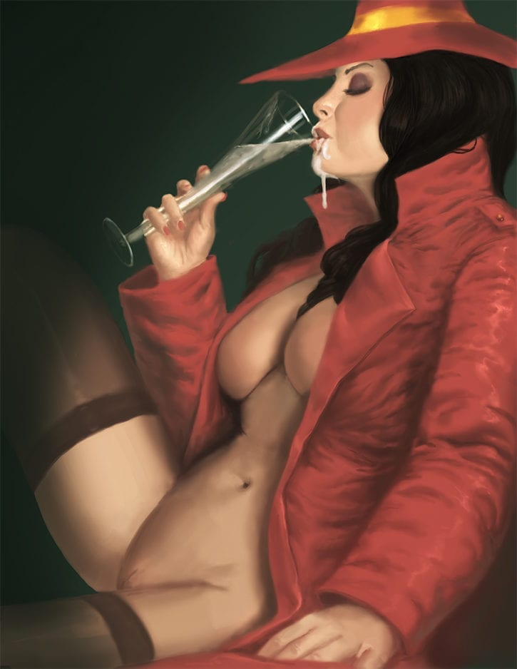 Carmen Sandiego Rule 34 [9 Pics]