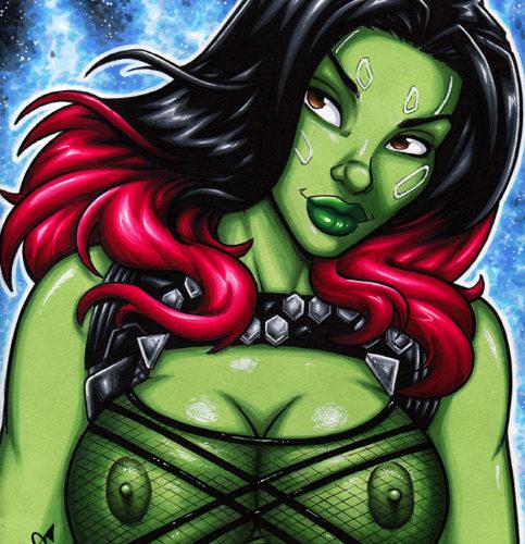 Rule 34 Comic Book Covers by Garrett Blair [75 Pics!]