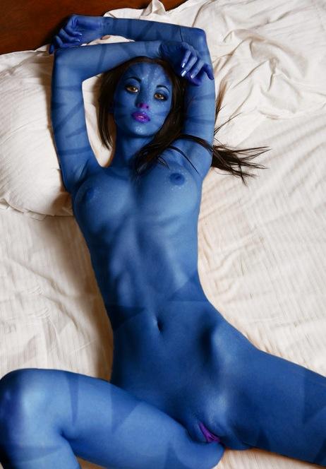 Naked Avatar Girl