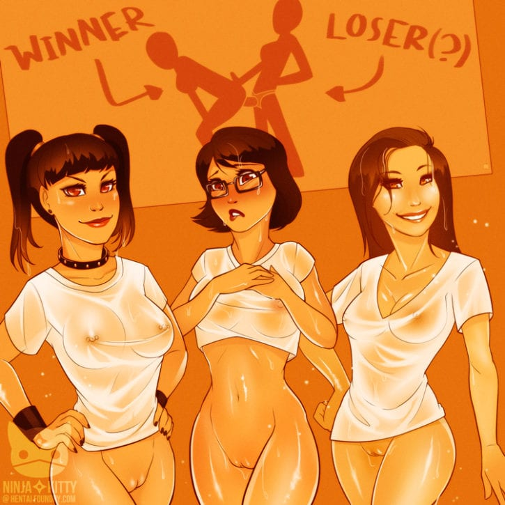 1174915 - Abby_Sciuto Jennifer_Lawrence NCIS NinjaKitty Scooby-Doo Velma_Dinkley crossover