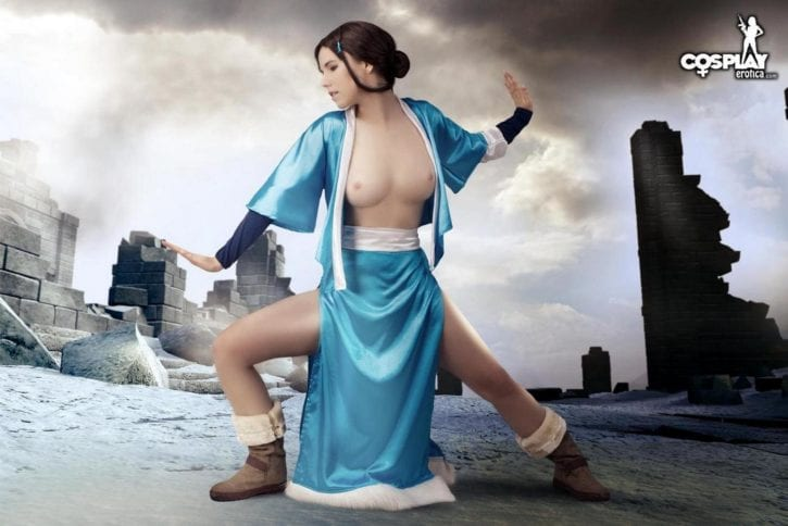 1638309 - Avatar_the_Last_Airbender Katara cosplay