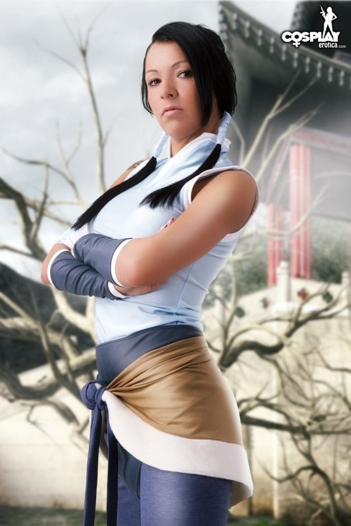 1638338 - Avatar_the_Last_Airbender Korra The_Legend_of_Korra cosplay