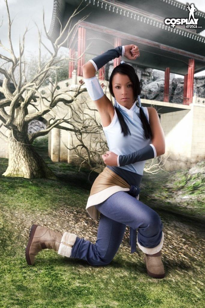 1638339 - Avatar_the_Last_Airbender Korra The_Legend_of_Korra cosplay