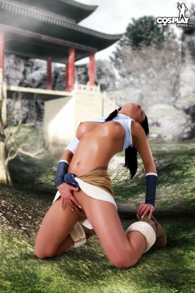 1638348 - Avatar_the_Last_Airbender Korra The_Legend_of_Korra cosplay
