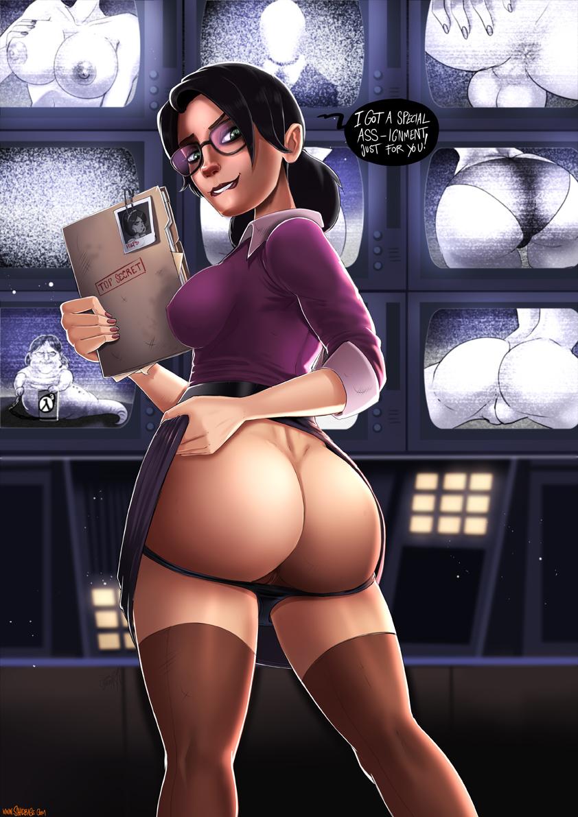 Miss pauling cosplay help
