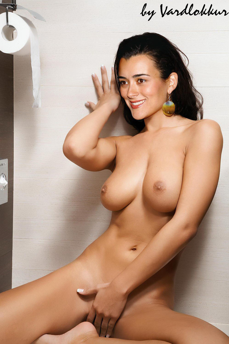 Look nude Ziva alike