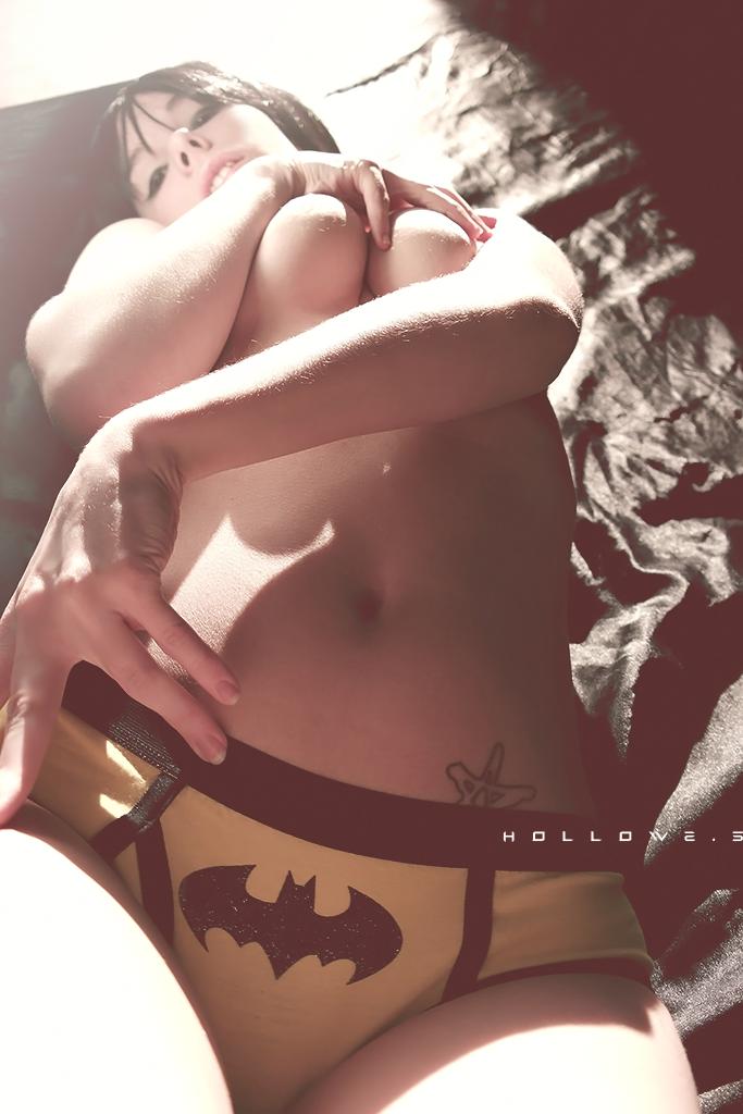 Bat-Panties!