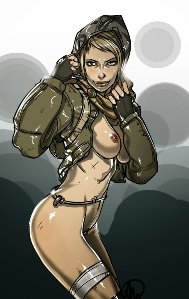 006_Adela_Baskova Command_and_Conquer Ganassa