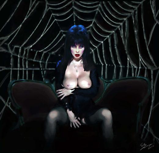 Elvira, Mistress of the Dark Rule 34 [17 Pics!]
