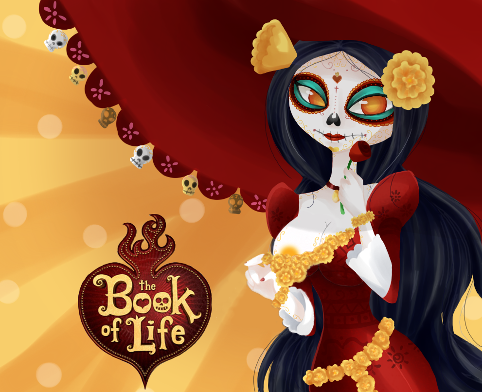 Book Of Life Porn-pic8509
