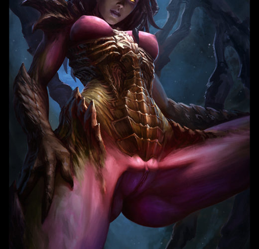 StarCraft Rule 34 Collection [75 Pics!]