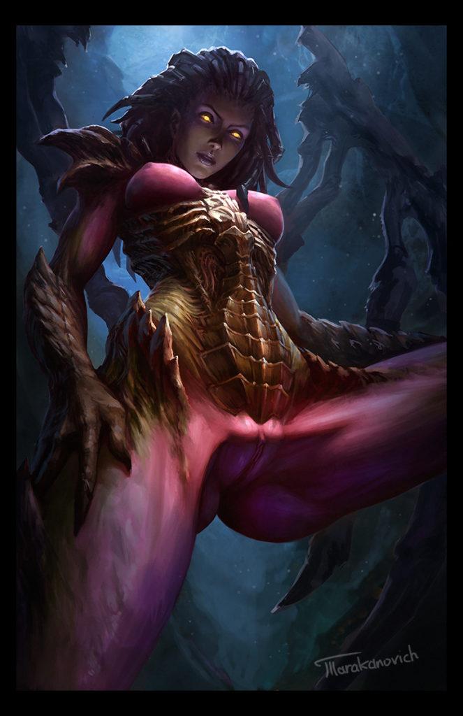 1515783 - Sarah_Kerrigan StarCraft Tarakanovich