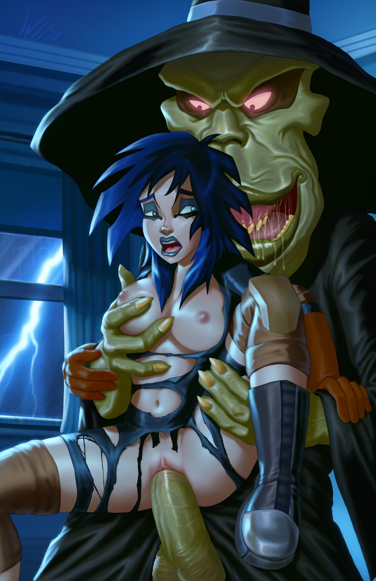 extreme ghostbusters sex
