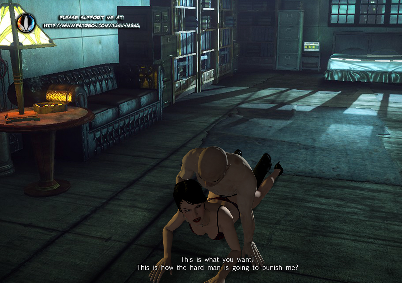 Hitman absolution nude mods sexy images